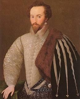 Portrait of Ralph de sudeley - knights templar?